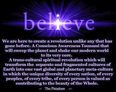 believe: The Pleiadians